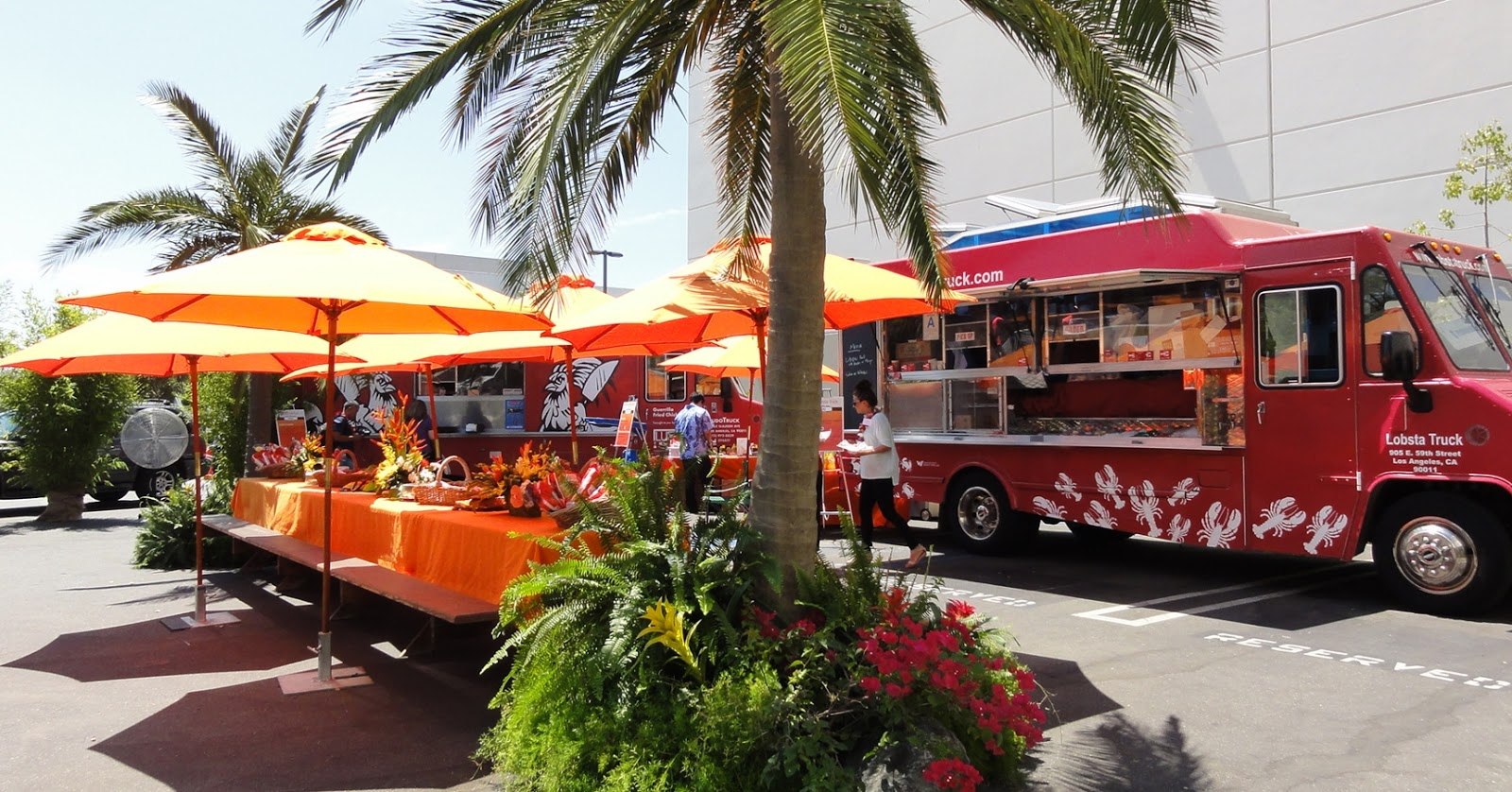 Los Angeles Food Truck Events